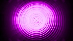 Abstract pink Spin Circle Radial Motion Blur background stock photos