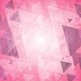 Abstract pink background modern trendy innovation hi tech design concept Stock Images