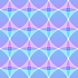 Abstract pink blue background, geometric shapes. Abstract pink and blue background, geometric shapes with many thin lines. Seamless vector pattern. Lotus petals royalty free illustration