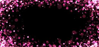 Abstract pink blurred background. Stock Photos