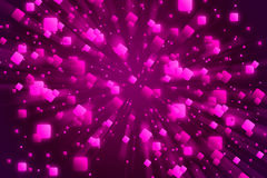 Abstract pink button Background Stock Photography