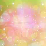 Abstract pink circle background Royalty Free Stock Photos