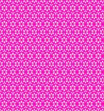 Abstract pink flower wallpaper Stock Photography