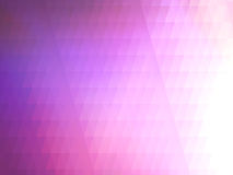 Abstract pink geometric technology background Stock Photo