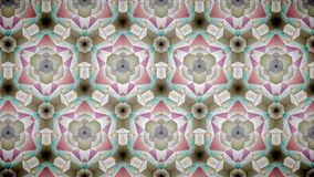 Abstract pink gold luxury exclusive flower wallpaper Royalty Free Stock Photo