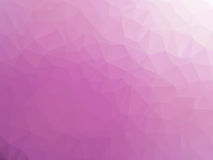 Abstract pink gradient low polygon shaped background.  Royalty Free Stock Photos
