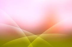 Abstract pink and green background Stock Photo