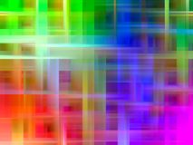 Abstract pink green blue green orange lines geometries, abstract graphics. Abstract colorful vivid phosphorescent violet red green purple orange lines, abstract vector illustration