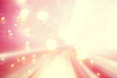 Abstract pink light background Stock Images