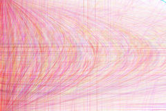 Abstract pink lines Royalty Free Stock Images