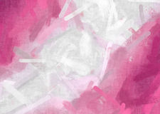 Abstract pink paint background Stock Photography