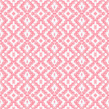 Abstract pink pattern on a light background Royalty Free Stock Photo