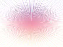 Abstract pink and purple color sunburst,sun ray background.  Royalty Free Stock Photo