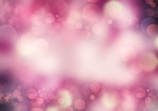 Abstract pink purple drop. Pink purple blurred background.Abstract backdrop Royalty Free Stock Image