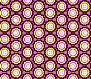 Abstract pink and purple geometric Seamless Textur Royalty Free Stock Image