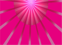 Abstract pink ray light background vector Stock Photo