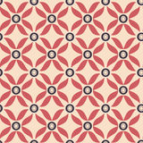 Abstract pink and red seamless pattern background illustration texture Stock Photo