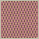 Abstract pink retro pattern background, recycled paper craft Royalty Free Stock Images