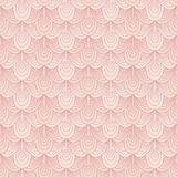 Abstract  pink seamless pattern Stock Photography