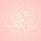 Abstract pink seamless pattern. Vector illustratio Royalty Free Stock Image