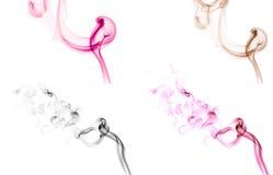 Abstract pink smoke Royalty Free Stock Photo