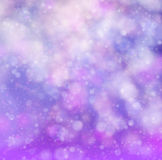 Abstract pink soft bokeh background. Royalty Free Stock Photography
