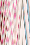 Abstract pink stripes Royalty Free Stock Image