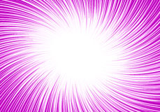 Abstract pink swirl background Stock Images
