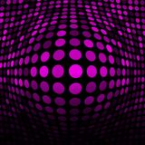 Abstract Pink Technology Background Stock Images