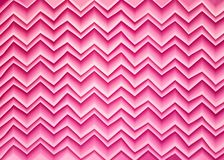 Abstract pink wall with wavy lines plaster shape for background Royalty Free Stock Images