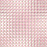Abstract pink and white geomeetric Seamless Textur Stock Photo