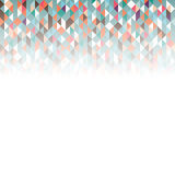 Abstract Pixel Background Stock Photo