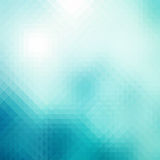 Abstract pixel background stock illustration