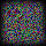 Abstract pixel mosaic background Stock Photos