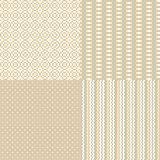 Abstract pixel neutral background Royalty Free Stock Photos