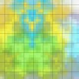 Abstract pixelated texture or pattern Royalty Free Stock Images