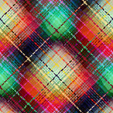 Abstract plaid background Royalty Free Stock Photography