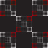 Abstract plaid Stock Image