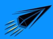 Abstract plane design. Royalty Free Stock Photos