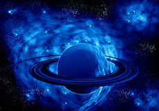 Free Abstract Planet Royalty Free Stock Photos - 17980478