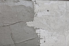 Abstract plaster stucco wall Construction adhesive Royalty Free Stock Photo