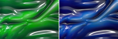 Abstract plastic background Royalty Free Stock Image