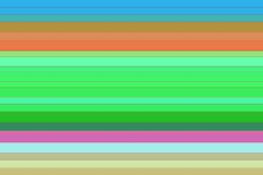 Abstract playful soft lines, hypnotic design and abstract colors. Abstract vivid soft lines in pink, green, golden and phosphorescent hues and colors. Hypnotic Stock Images