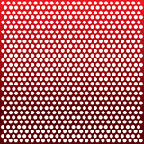Abstract polka dots background Stock Image