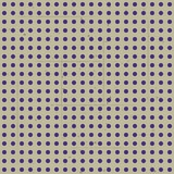 Abstract polka dots seamless pattern on sand background. vector illustration