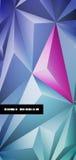 Abstract Polygon Background Design Stock Photos