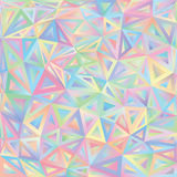 Abstract polygon. Royalty Free Stock Photography