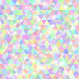 Abstract polygon. Stock Photos