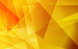 Abstract polygon background. Abstract  polygon background in warm colours Royalty Free Stock Photo