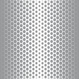 Abstract polygon grey and white graphic pattern Royalty Free Stock Images